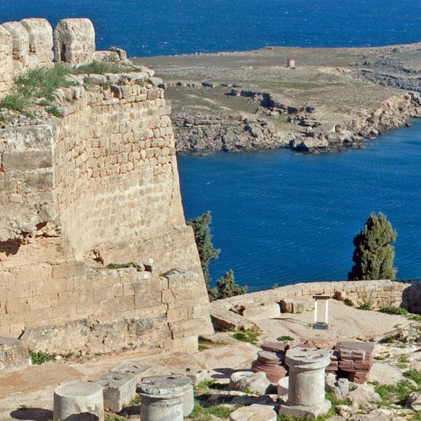 Rhodes Island Lindos